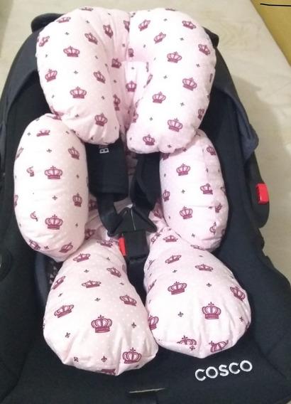 Apoio Bebê Conforto Anatomico + Apoio De Cinto