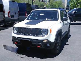Jeep Renegade 2.0 Trailhawk 4x4 Aut. 5p 2018