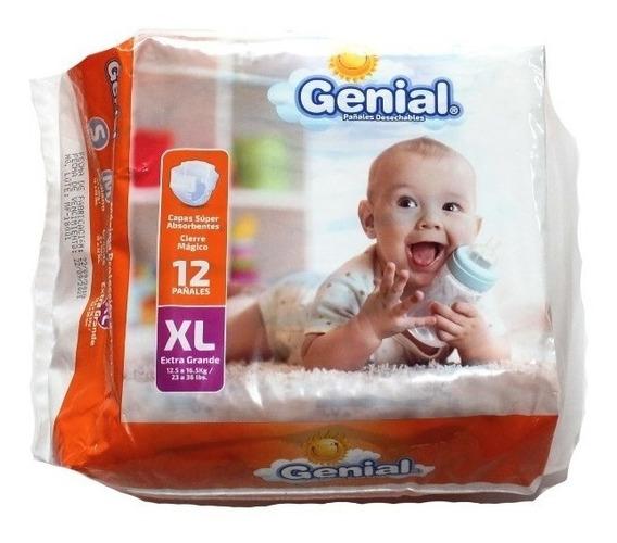 Pañales Desechables Para Bebe Genial