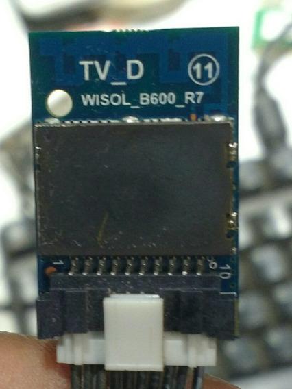 Adaptador Bluetooth Para Tv Led Samsung Wisol B600