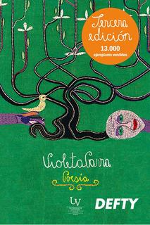 Libro Poesía Violeta Parra / Defty