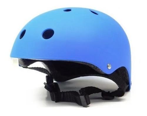 Casco Protección Roller Skate Ciclismo Todo Deporte