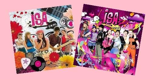 Novela Isa Tkm - As Duas Temporadas Completas Em 41 Dvds!