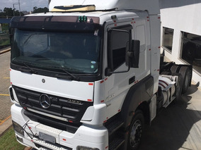 Mb Axor 2035 6x2 2011 Completa Volvo/scania/volks/iveco/ford