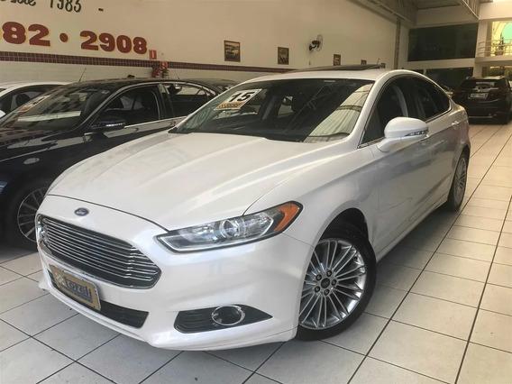 Ford Fusion 2015 Único Dono. 37.000km