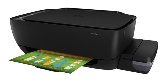 Impresora Multifuncion Hp Ink Tank 315 Sistema Continuo Full