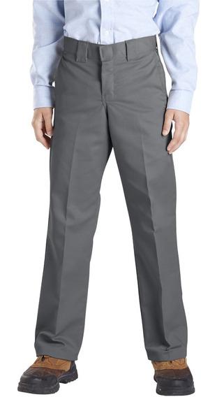 Dickies Pantalón De Niño Escolar Y De Vestir Qp873-ch