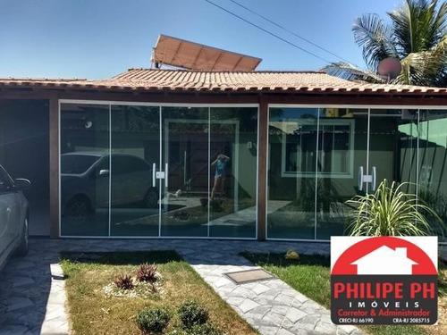 Ótima Casa Com 03 Quartos - Condomínio Village Da Aldeia 2 - Energia Solar - 1660