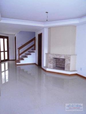 Casa Residencial Para Locação, Nonoai, Porto Alegre - Ca0359