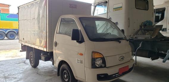 Hyundai Hr 2.5 Bau Ano 2014 Unico Dono Km Original