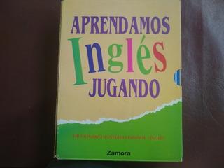 Diccionario Ilustrado Español / Inglés 6 Tomos