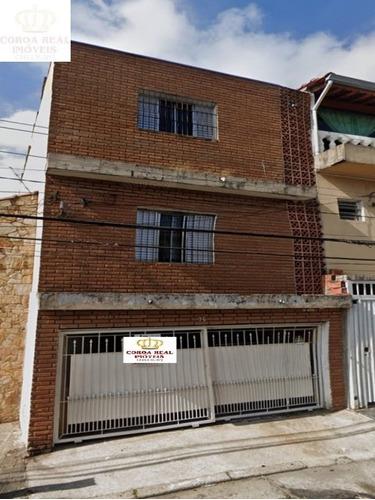 Imóvel Para Renda Com 4 Casas Em Excelente Localização!! - Cs0003156 - 33373477