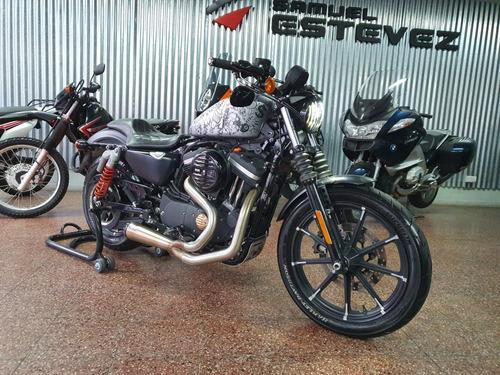 Harley Davidson  Sporters 883 Iron Permutas Auto/moto