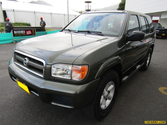 Nissan Pathfinder Limited 3.5 Tp