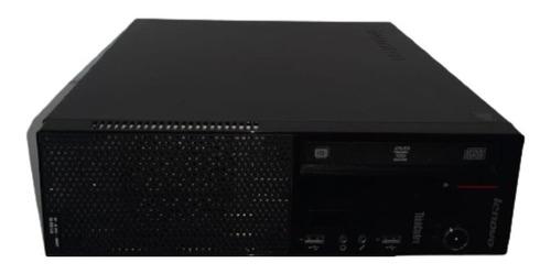 Imagem 1 de 5 de Computador Lenovo E73 Sff Core I5 4430s 8gb Ddr3 Ssd 128gb