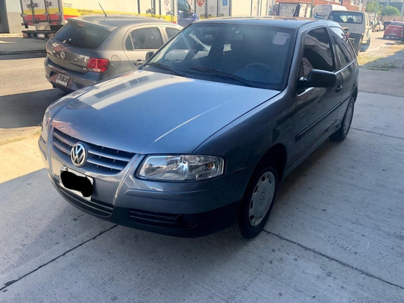 Volkswagen Gol 1.9d 2007 Aire Y Direccion Diesel