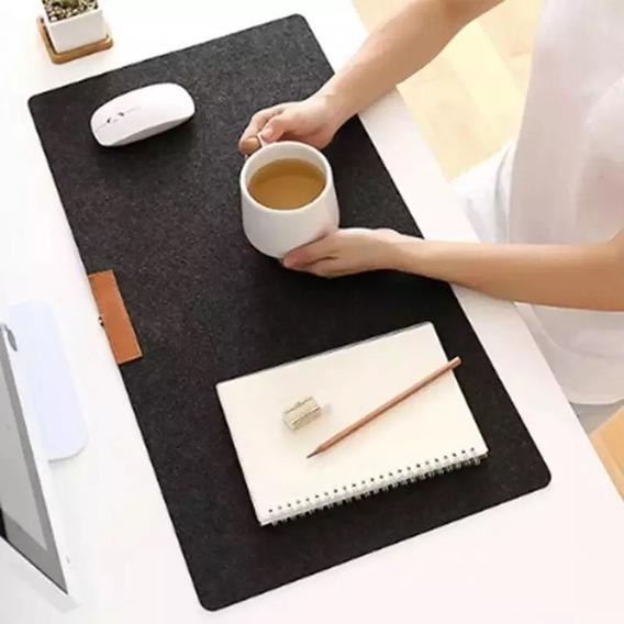 Lançamento Mousepad Grande Estiloso Escritório 70x30cm
