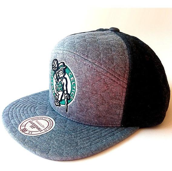 Boné Mitchell & Ness Boston Celtics Nba