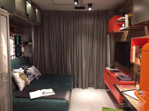 Imagem 1 de 20 de Studio Com 1 Dormitório À Venda, 24 M² Por R$ 405.724,00 - Centro - São Paulo/sp - St0087