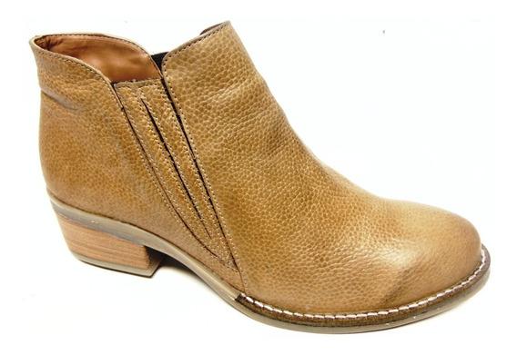Zapatos Botas Botinetas Texanas Charritos Cuero Art 167