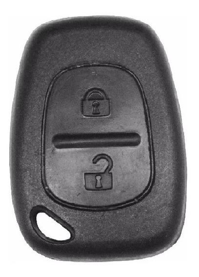 Capa Telecomando Chave Alarme Renault Clio E Symbol