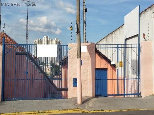 Imagem 1 de 11 de Galpão A Venda No Bairro Vianelo - Jundiaí. - Gl00129 - 69556017