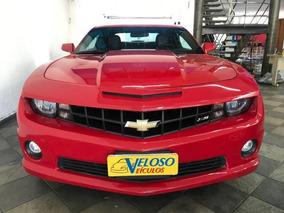Chevrolet Camaro Ss 6.2 2012 Ac Troca/financio
