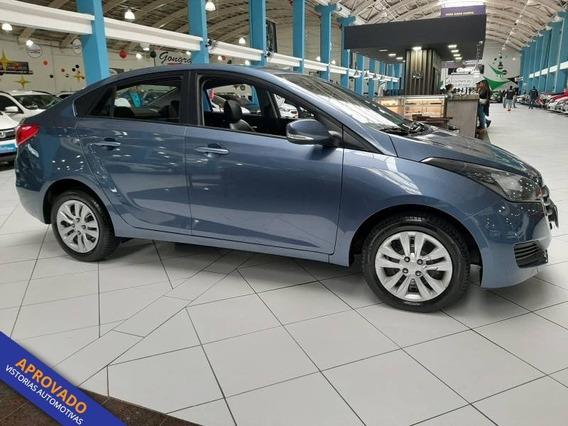 Hyundai Hb20s 1.6 Comfort Plus 4p Flex Automático