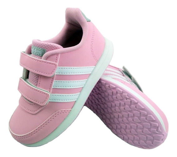 Zapatillas adidas Vs Switch 2 Rosa Urbana Niña Full Eezap