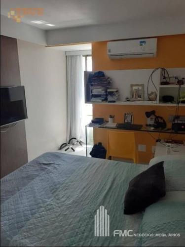 Imagem 1 de 16 de Apartamento Padrão Com 4 Quartos No Edf. Laura Caula - Vd1562-v
