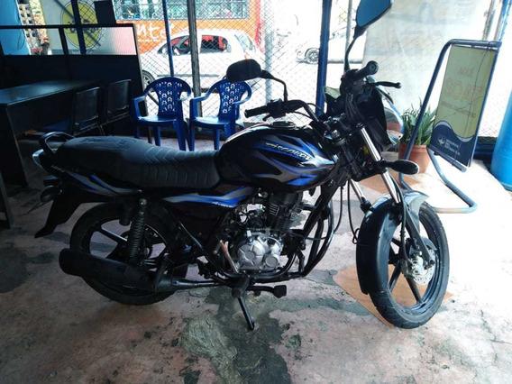 Discover Bajaj Modelo 125