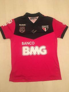 Camiseta Original São Paulo Edição 100 Gols Rogério Ceni