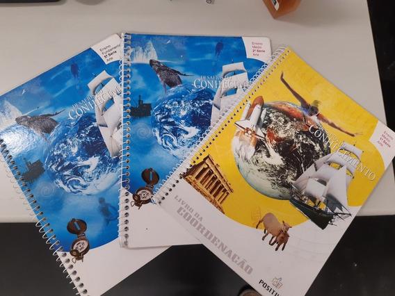 Livros Didáticos De Arte Positivo 5a. 6a E 1a Series