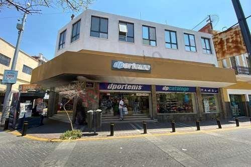 Morelos Local Comercial En Renta Zona Centro