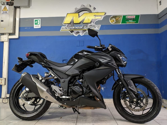 Kawasaki Z250 2018 Traspaso Incluido!!