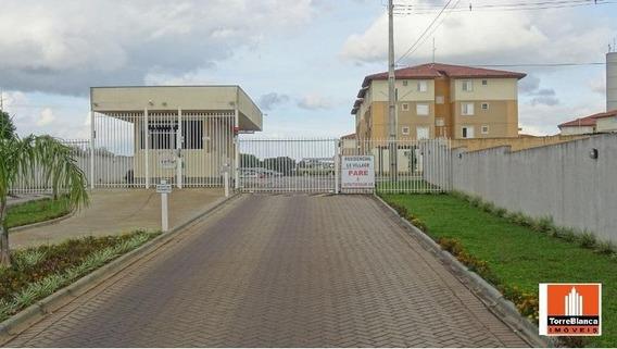 Apartamento Com 3 Dormitórios Para Alugar, 55 M² Por R$ 450,00/mês - Uvaranas - Ponta Grossa/pr - Ap0408