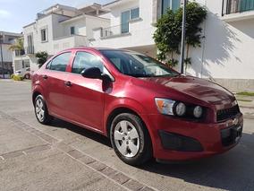 Chevrolet Sonic 1.6 Ls Mt 2014