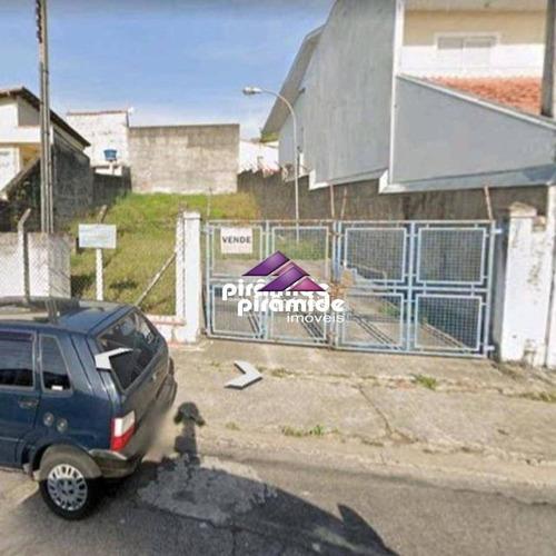 Terreno À Venda, 137 M² Por R$ 165.000,00 - Jardim Paulista - São José Dos Campos/sp - Te1564