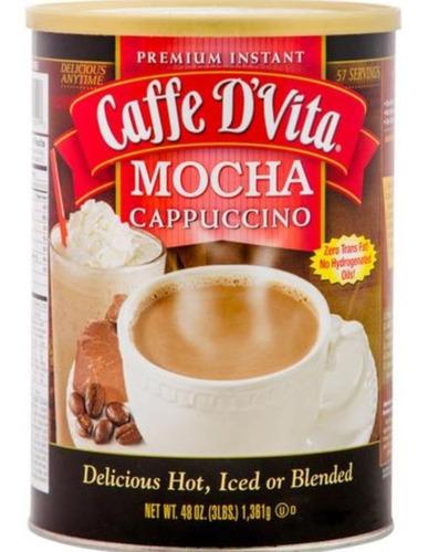 Caffe D'vita Mezcla De Mocha Capuchino