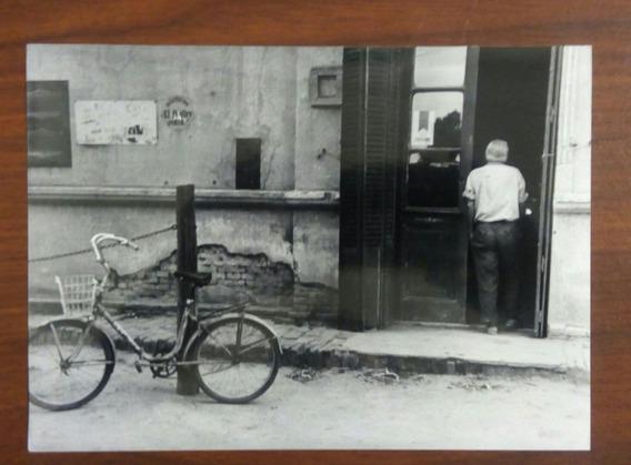 Fotografía Original. Viejo Almacén