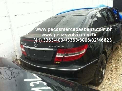 Mercedes Clc200 Slk200 2010 Kompressor Em Peças Sucata