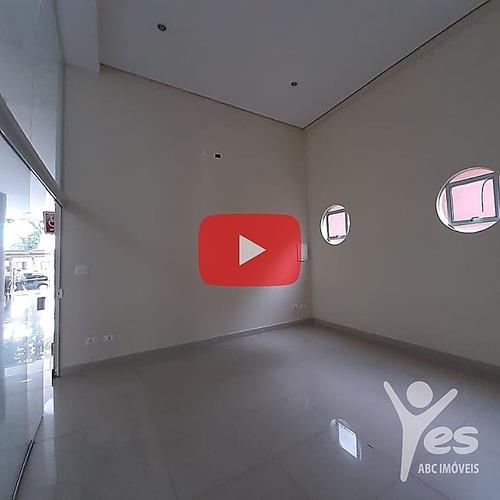 Imagem 1 de 6 de Ref.: 8162 - Sala Comercial, 20m2 Área Total, Localizado No Bairro Jardim, Santo André - 8162