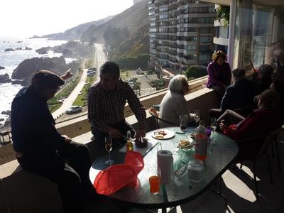 Arriendo Dpto En Cochoa, Reñaca, Viña Del Mar