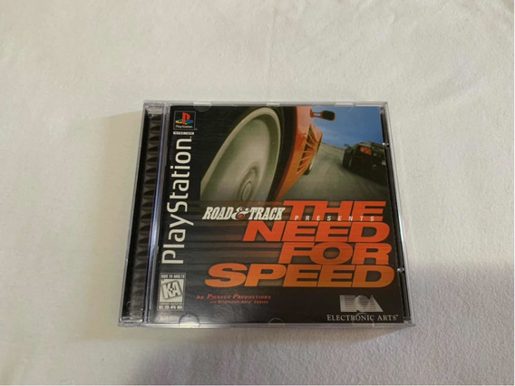 The Need For Speed Ps1 Original Completo Americano