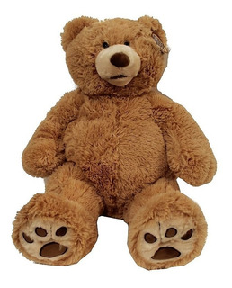 Oso De Peluche Teddy Bear Color Miel