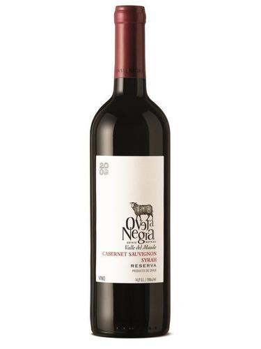 Vino Oveja Negra Reserva Cabernet/syrah - Chile