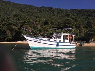 Barco Trawler Passeio E Turismo