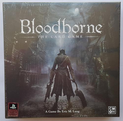 Bloodborne The Card Game Juego De Mesa / Boardgame Nuevo !!!