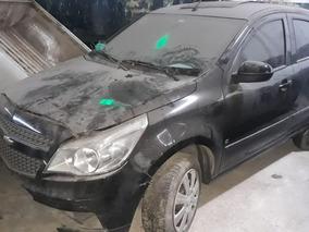 Chocado Dado De Baja Chevrolet Agile