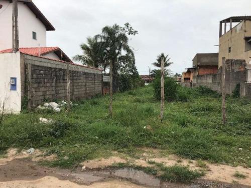 Ótimo Terreno No Bopiranga Em Itanhaém Litoral - 3329   Npc